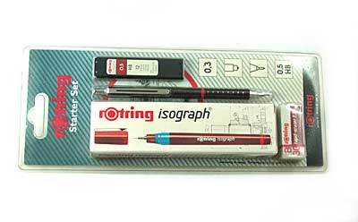 "Набор чертежн. ""Rotring - Starter""- 0.20мм Germany арт.0119-025-20"